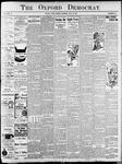 The Oxford Democrat: Vol.77, No. 28 - July 12, 1910