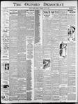 Oxford Democrat: Vol.77, No. 29 - July 19, 1910