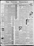 The Oxford Democrat: Vol.77, No. 29 - July 19, 1910
