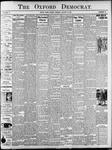 Oxford Democrat: Vol.77, No. 33 - August 16, 1910