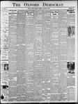 The Oxford Democrat: Vol.77, No. 33 - August 16, 1910