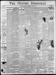 Oxford Democrat: Vol.77, No. 34 - August 23, 1910