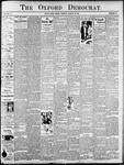Oxford Democrat: Vol.77, No. 35 - August 30, 1910