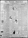 The Oxford Democrat: Vol.77, No. 39 - September 27, 1910