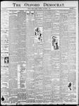 The Oxford Democrat: Vol.77, No. 41 - October 11, 1910