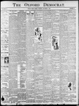 Oxford Democrat: Vol.77, No. 41 - October 11, 1910