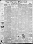 The Oxford Democrat: Vol.77, No. 48 - November 29, 1910