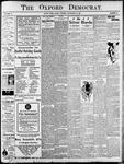 The Oxford Democrat: Vol.77, No. 51 - December 20, 1910