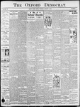 The Oxford Democrat - Vol.78, No. 5 - January 31,1911