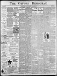 Oxford Democrat- Vol.78, No. 8 - February 21,1911