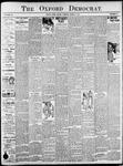 Oxford Democrat- Vol.78, No. 10 - March 07,1911