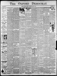 Oxford Democrat- Vol.78, No. 19 - May 09,1911