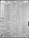 Oxford Democrat- Vol.78, No. 22 - May 30,1911