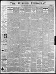 Oxford Democrat- Vol.78, No. 23 - June 06,1911