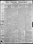 The Oxford Democrat - Vol.78, No. 24 - June 13,1911