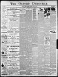 Oxford Democrat- Vol.78, No. 26 - June 27,1911