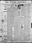 Oxford Democrat- Vol.78, No. 27 - July 04,1911