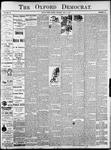 The Oxford Democrat - Vol.78, No. 28 - July 11,1911