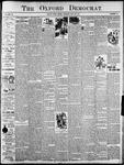 Oxford Democrat- Vol.78, No. 30 - July 25,1911