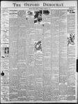 Oxford Democrat- Vol.78, No. 31 - August 01,1911