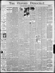 Oxford Democrat- Vol.78, No. 33 - August 15,1911