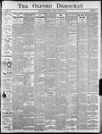 Oxford Democrat- Vol.78, No. 34 - August 22,1911