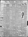 Oxford Democrat- Vol.78, No. 36 - September 05,1911