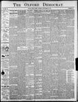 Oxford Democrat- Vol.78, No. 38 - September 19,1911