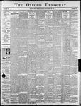 Oxford Democrat- Vol.78, No. 39 - September 26,1911