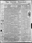 Oxford Democrat- Vol.78, No. 44 - October 31,1911