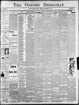 Oxford Democrat- Vol.78, No. 45 - November 07,1911