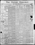The Oxford Democrat - Vol.78, No. 46 - November 14,1911