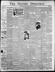 Oxford Democrat - Vol. 79, No.9 - February 27,1912