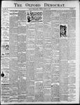 Oxford Democrat - Vol. 79, No.11- March 12,1912