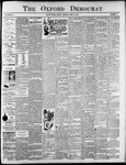 Oxford Democrat - Vol. 79, No.15 - April 09,1912
