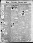 The Oxford Democrat - Vol. 79, No.16 - April 16,1912