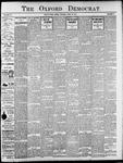 The Oxford Democrat - Vol. 79, No.18 - April 30,1912