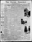 The Oxford Democrat - Vol. 79, No.20 - May 14,1912