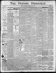 Oxford Democrat - Vol. 79, No.21 - May 21,1912