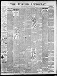The Oxford Democrat - Vol. 79, No.22 - May 28,1912