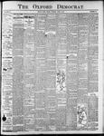 Oxford Democrat - Vol. 79, No.23 - June 04,1912