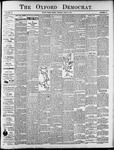The Oxford Democrat - Vol. 79, No.25 - June 18,1912