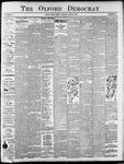Oxford Democrat - Vol. 79, No.26 - June 25,1912