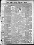 The Oxford Democrat - Vol. 79, No.29 - July 16,1912