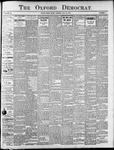The Oxford Democrat - Vol. 79, No.31 - July 30,1912