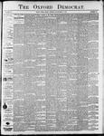 Oxford Democrat - Vol. 79, No.38 - September 17,1912