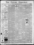 Oxford Democrat - Vol. 79, No.39 - September 24,1912