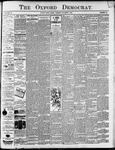 Oxford Democrat - Vol. 79, No.40 - October 01,1912