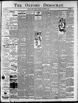 The Oxford Democrat - Vol. 79, No.41 - October 08,1912