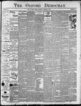Oxford Democrat - Vol. 79, No.42 - October 15,1912